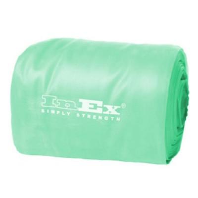 Амортизатор ленточный Inex BodyBand (25 м x 15 см), зеленый