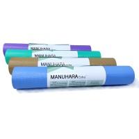 Коврик Manuhara Extra (185x60 см, 4,5 мм) для йоги