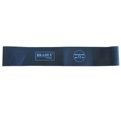 Амортизатор ленточный Bradex MiniBand, черный