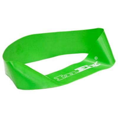Амортизатор ленточный Inex MiniBand (50x5 см), Зеленый