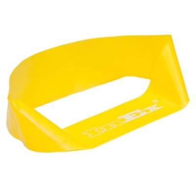 Амортизатор ленточный Inex MiniBand (50x5 см), Желтый