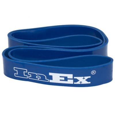 Амортизатор ленточный Inex SuperBand (104x4,45 см), Синий