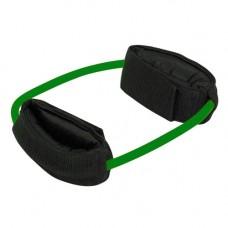 Амортизатор трубчатый Inex Ankle-Tube с манжетами, Зеленый