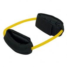 Амортизатор трубчатый Inex Ankle-Tube с манжетами, Желтый