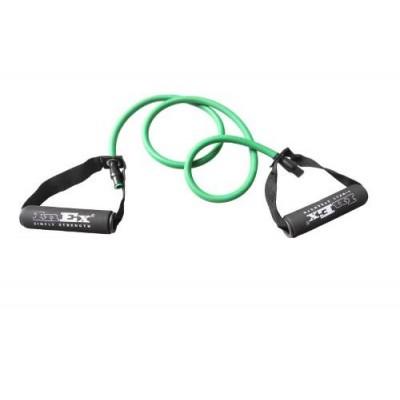 Амортизатор трубчатый Inex, зеленый