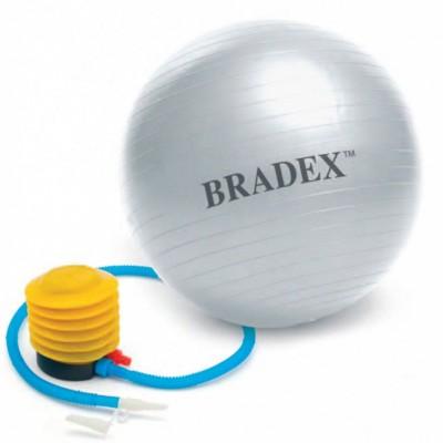 Фитбол Bradex 55 с насосом