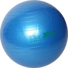 Гимнастический мяч 75 см синий