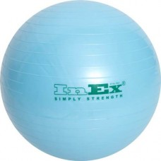 Гимнастический мяч 55 см голубой