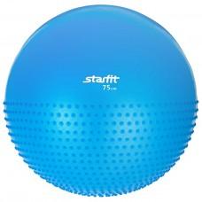 Фитбол Starfit (75 см) полумассажный антивзрыв