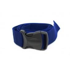 Ремень с силовой пряжкой (210x4 см) для йоги