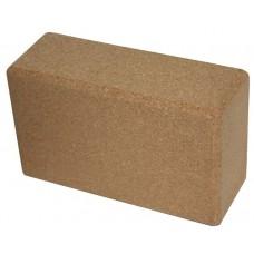 Блок Bodhi из пробки (23x12x7,5 см) для йоги