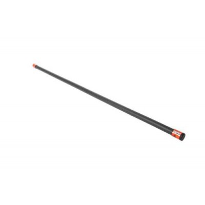 Бодибар - гимнастическая палка Inex (122 см) 2,7 кг оранжевый
