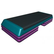 Степ-платформа Inex с резиновым покрытием