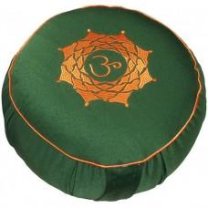 Подушка Ом (30х15 см) для медитации