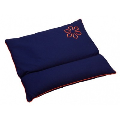 Подушка Свапна (50x45 см) с валиком под шею