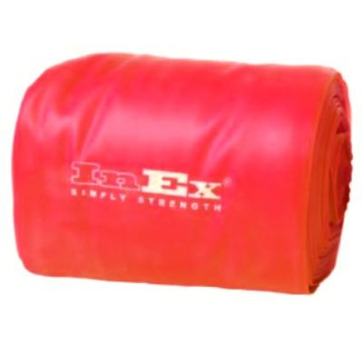 Амортизатор ленточный Inex BodyBand (25 м x 15 см), красный