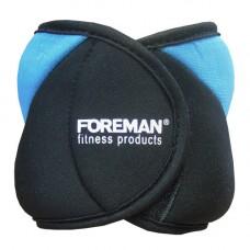 Отягощения Foreman для рук и ног 0,5 кг