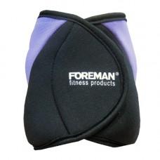 Отягощения Foreman для ног 1 кг