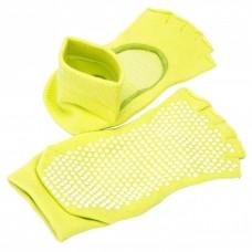 Носки Bradex для йоги с открытыми пальцами и подъемом