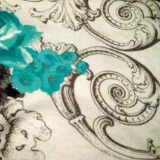 Комбинезон Флора винтаж с длинным рукавом (170 см), S