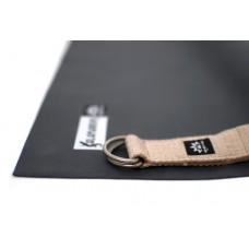 Коврик Ojas Salamander Carbon Travel (185х66 см) для йоги
