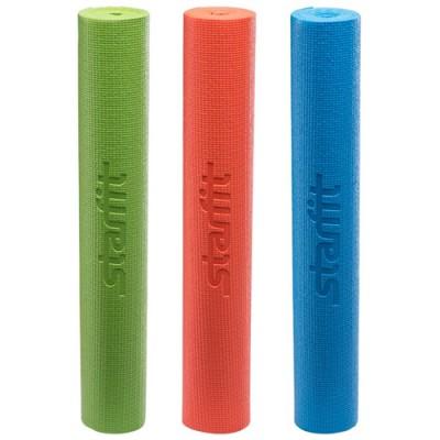 Коврик Starfit PVC (173x61 см, 4 мм) для йоги