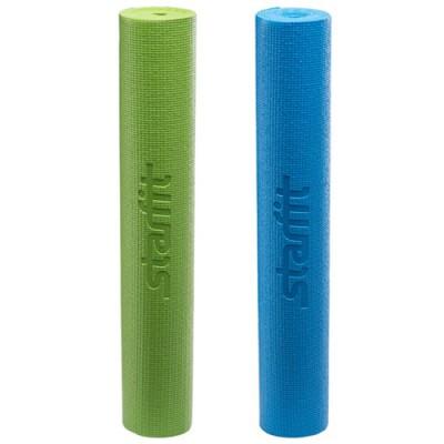 Коврик Starfit PVC (173x61 см, 8 мм) для фитнеса