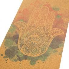 Коврик Devi Yoga Hamsa (183x61 см, 3 мм) для йоги
