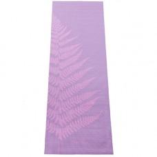 Коврик Devi Yoga Папоротник (183х61 см, 4 мм) для йоги