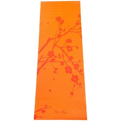 Коврик Devi Yoga Сакура (183х61 см, 4 мм) для йоги