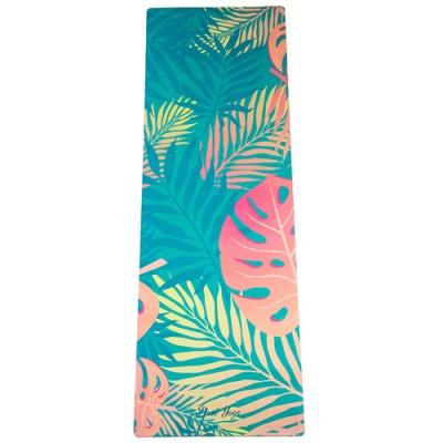 Коврик Devi Yoga Тропический (183х61 см, 3,5 мм) для йоги